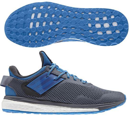 Adidas Response 3 Running Shoe Grey Ray Blue