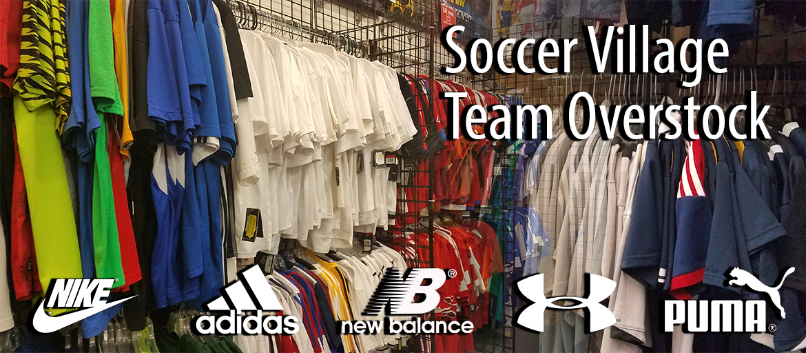 Shop Team Jerseys At Closeout Pricing At Soccer Village Soccer Village